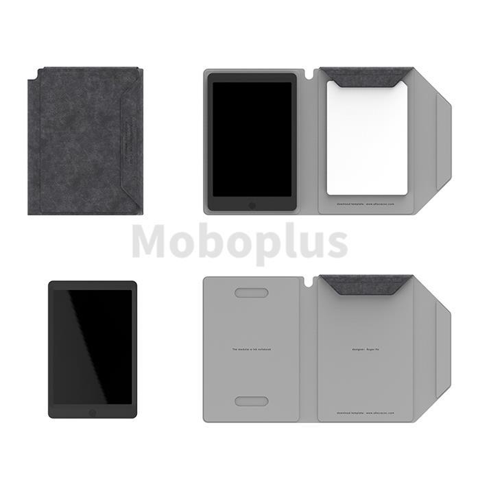 荷蘭 Allocacoc Modular Notebook | E-ink 磁吸模塊筆記本+電子墨水屏