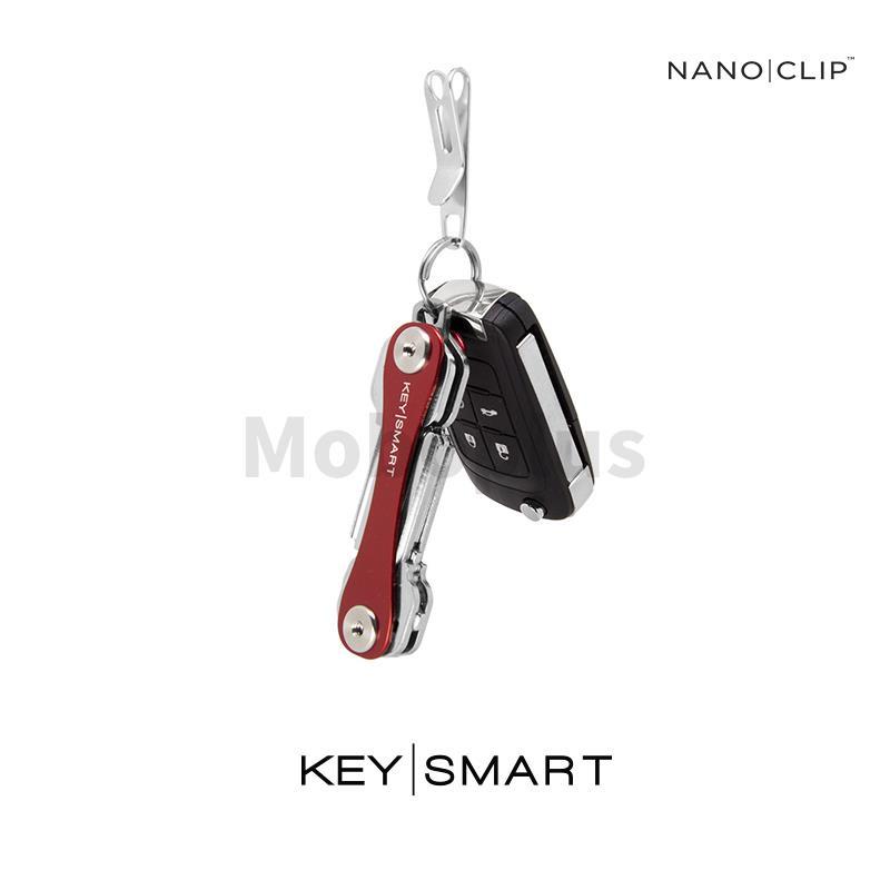 美國NANO CLIP KeySmart 口袋夾