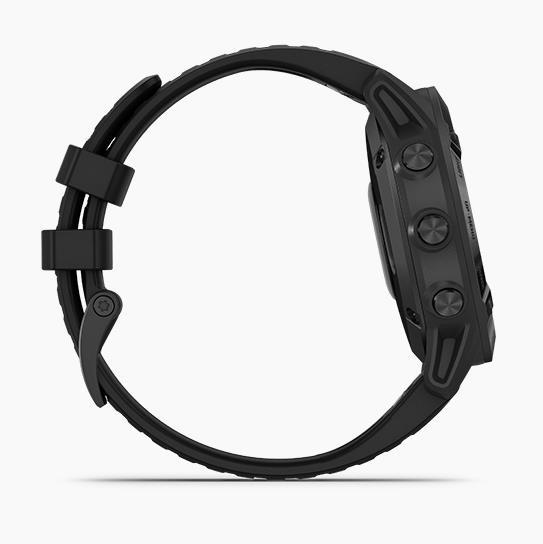 GARMIN Fenix 6x系列運動手錶 - 英文版 [2款]