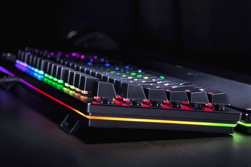 Razer Huntsman Elite 光學按鍵軸鍵盤, RED
