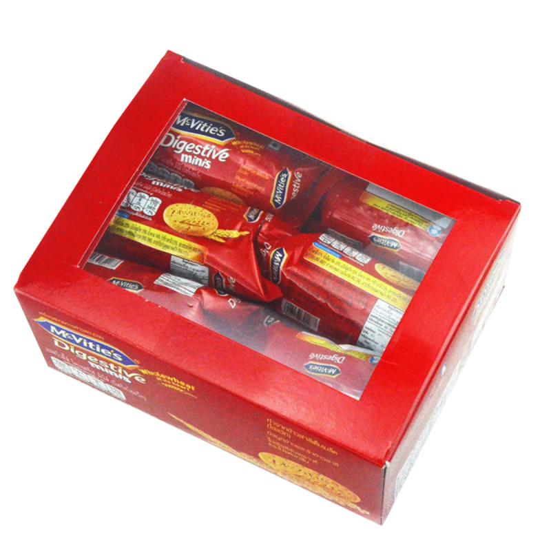 泰國版 麥維他 迷你消化餅乾 32.5g (1盒12件) 084【市集世界 – 泰國市集】