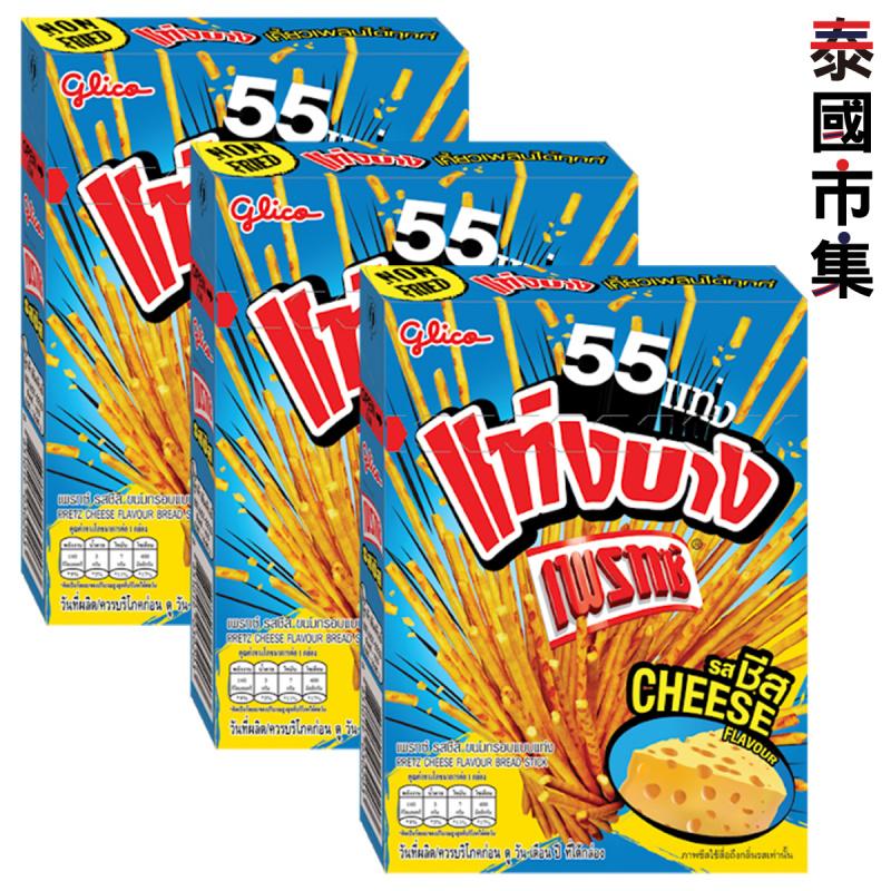 泰國版 固力果 百力滋 芝士味 37g (3件裝)【市集世界 – 泰國市集】