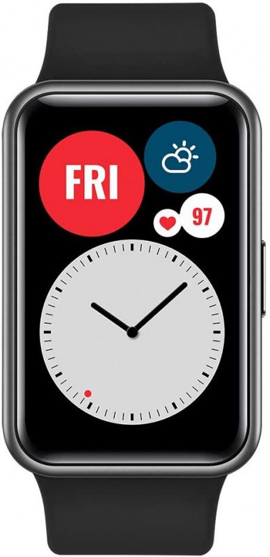 HUAWEI Watch Fit TIA-B09 手錶