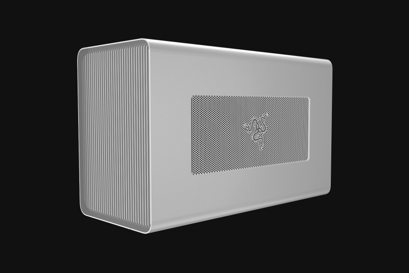 Razer Core X Mercury External Graphics Enclosure for Thunderbolt 3 Laptops