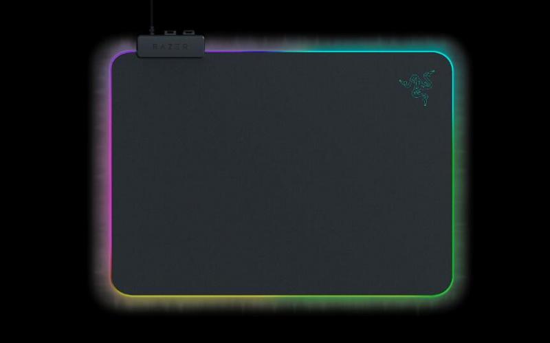 Razer Firefly V2 超薄滑鼠墊