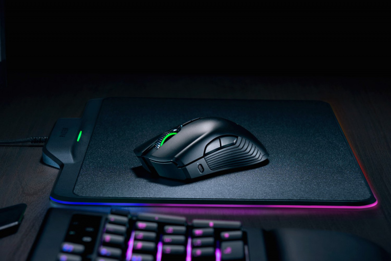 Razer Mamba + Firefly Hyperflux Wireless Power