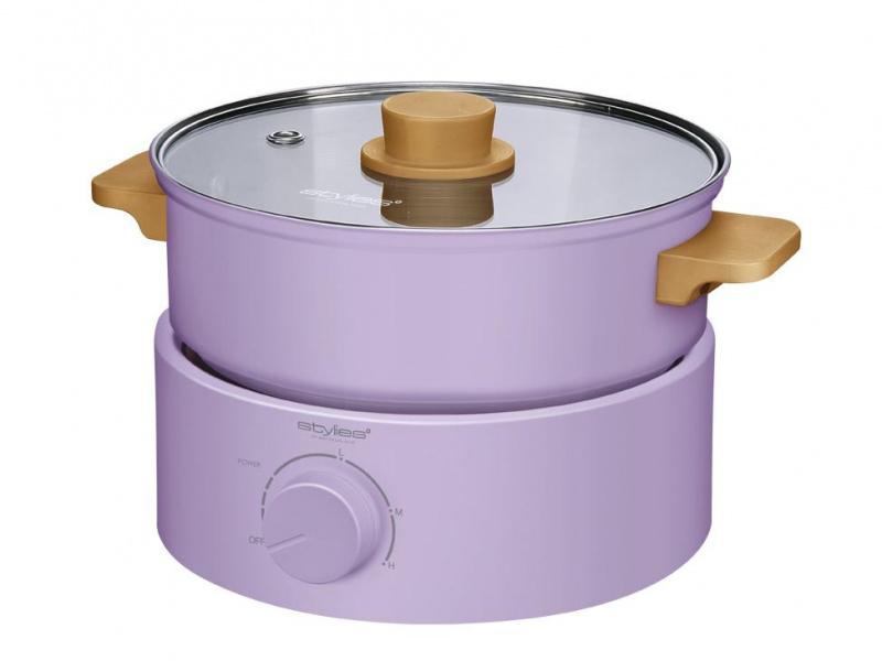 Stylies 多功能煮食鍋 SSG-GB80[2色]
