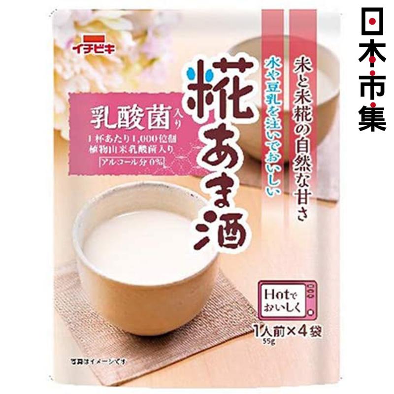 日本 イチビキ 乳酸菌甘酒 (4袋入)【市集世界 - 日本市集】