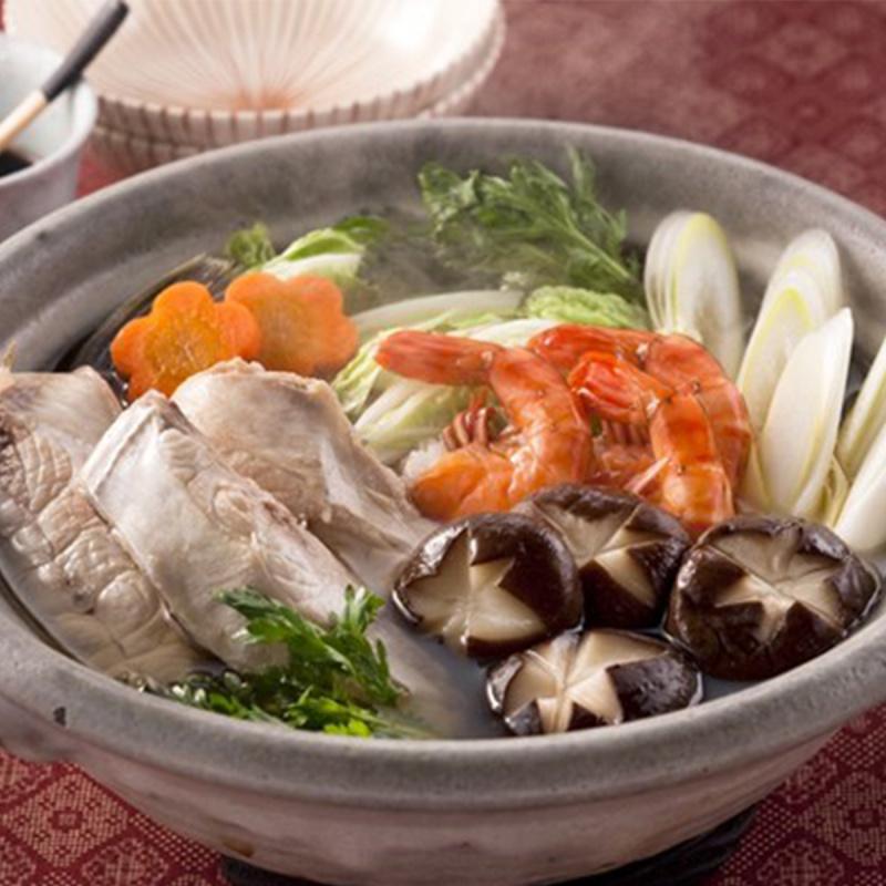 日本 イチビキ 火鍋湯底包 海鮮火鍋鰹魚海帶 750g【市集世界 - 日本市集】