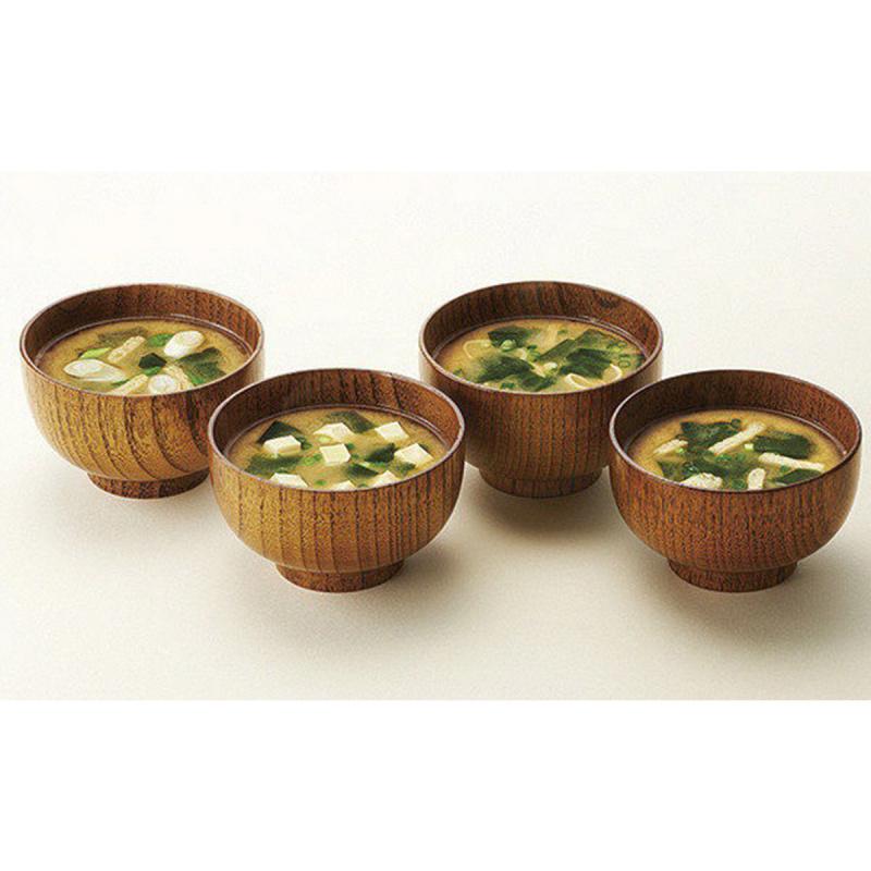 日本 マルコメ 即食 4款減鹽味噌湯 超值裝 (12包入)【市集世界 - 日本市集】