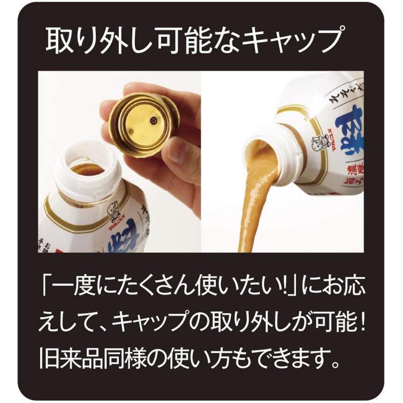 日本 マルコメ 料亭の味 即溶濃厚 味噌菜餚汁 430g【市集世界 - 日本市集】