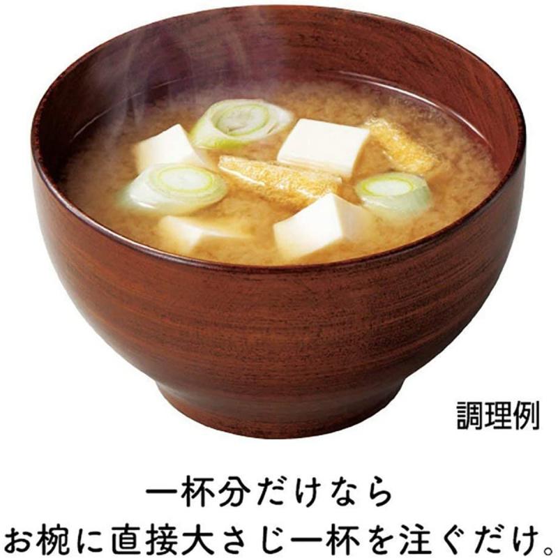 日本 マルコメ 料亭の味 無添加即溶 4種混合味噌菜餚汁 430g【市集世界 - 日本市集】