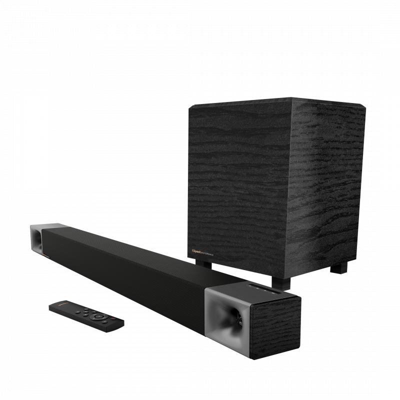 Klipsch Cinema 400 Sound Bar (連8 吋無線重低音喇叭)