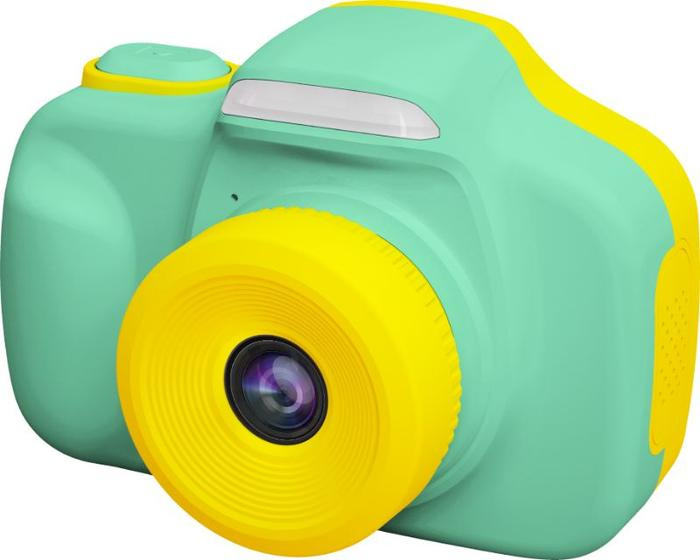VisionKids HappiCAMU T3 特大觸控屏幕雙鏡兒童相機 [3色]