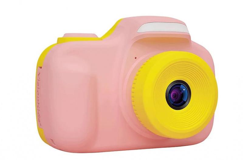 VisionKids - HappiCAMU 特大3吋觸控屏幕 Selfie 雙鏡兒童相機 T3