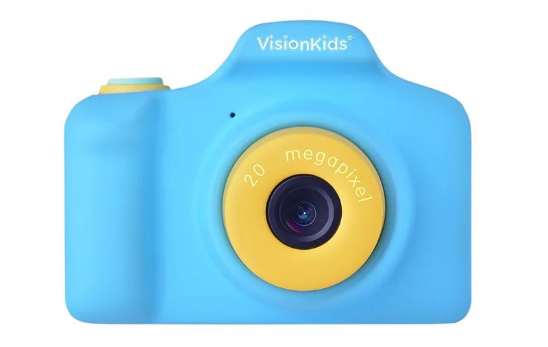 VisionKids - HappiCAMU Plus 2000萬像素雙鏡