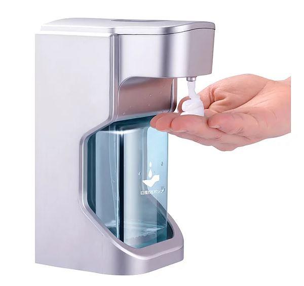 VisionKids - 自動感應皂液機