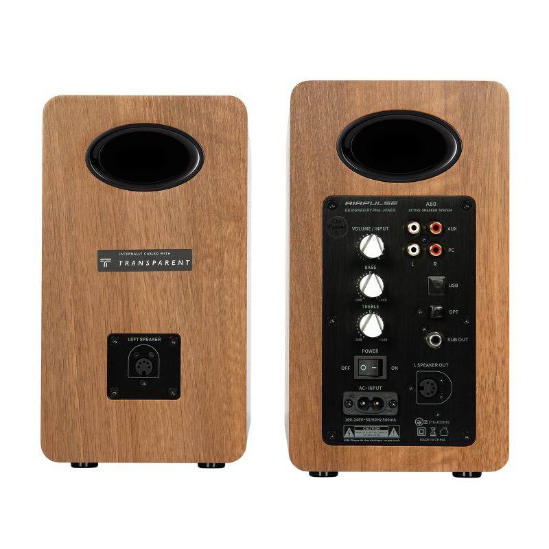 Edifier AirPulse A80 主動式喇叭