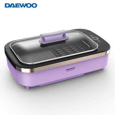【現貨】Daewoo 大宇 韓式無煙電燒烤爐 SK1 (升級款)