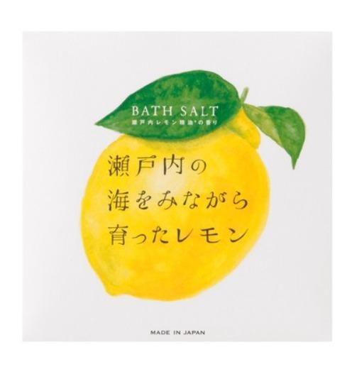 日本制 - 柚子檸檬浴鹽禮品包 (聖誕禮物 交換禮物 STAYCATION) 獨家熱賣福袋