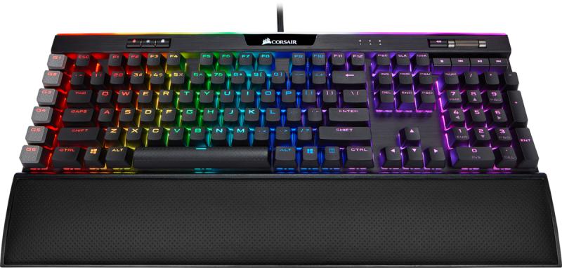 Corsair K95 RGB PLATINUM XT Mechanical Gaming Keyboard - CHERRY MX Blue CH-9127411-NA