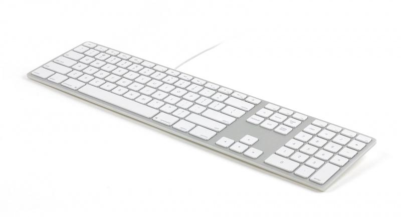Matias FK318S Aluminum MAC辦公室鍵盤