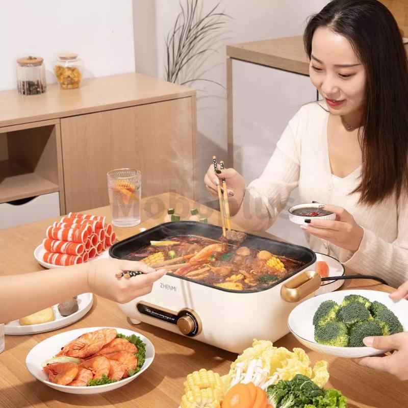 Zhenmi 臻米多功能一體式電熱鍋 3-5天發貨