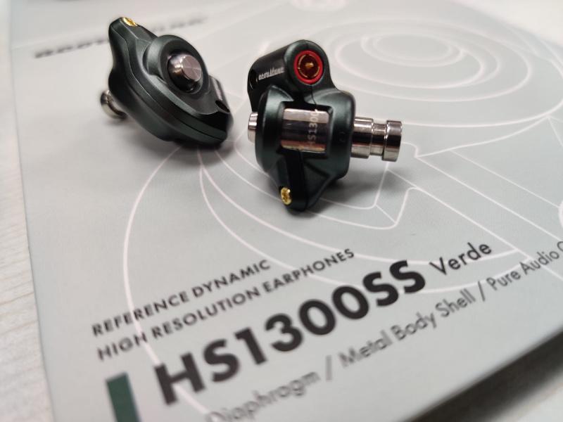 [香港行貨] Acoustune HS1300 SS 入耳式耳機 [3色]