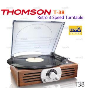 (香港行貨) THOMSON T-38 3段轉速唱盤