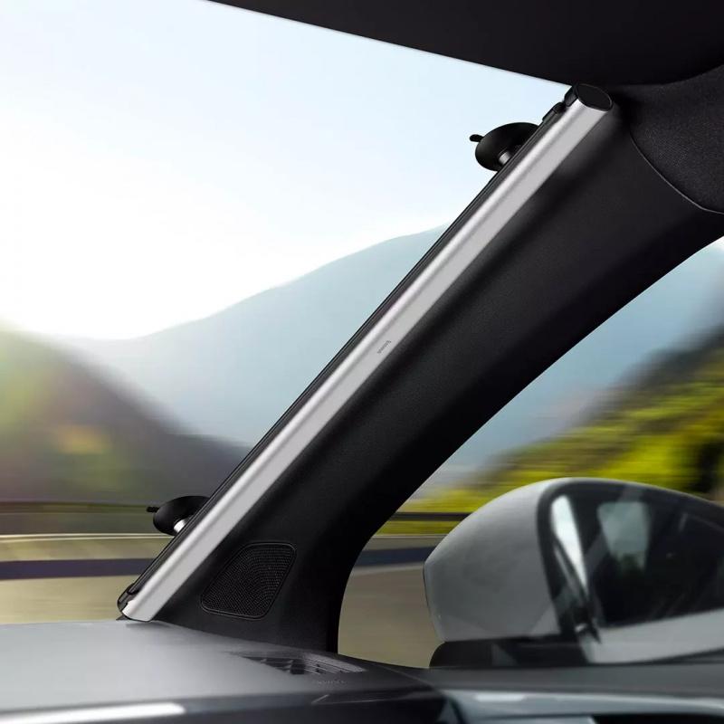 Baseus 自動汽車遮陽擋防曬隔熱可伸縮 2-5天發貨