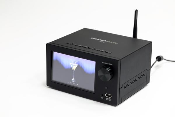 韓國Cocktail Audio-串流播放擴大機X14