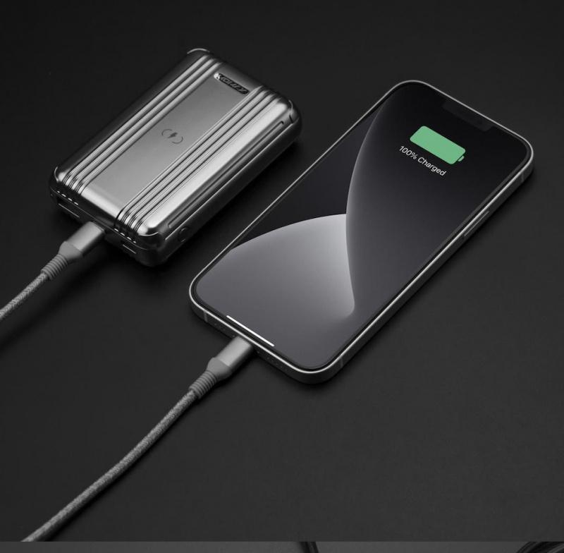 Momax Q.Power Go mini 無線充電流動電源 10000mAh IP101 [3-7工作天寄出]