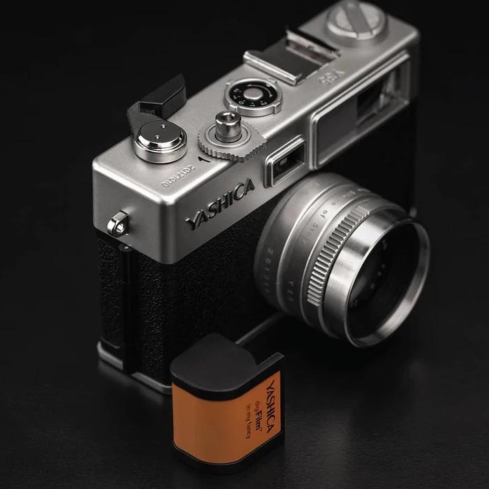 Yashica Y35 復古真菲林數碼化相機 3-7工作天寄出