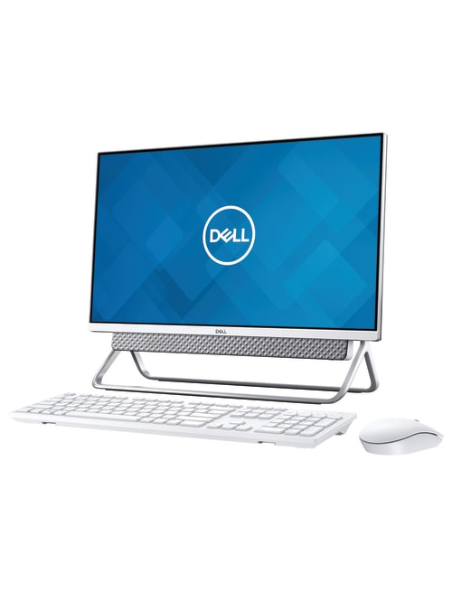 Dell Inspiron 24 5400A-R1722H - Touch Silver White
