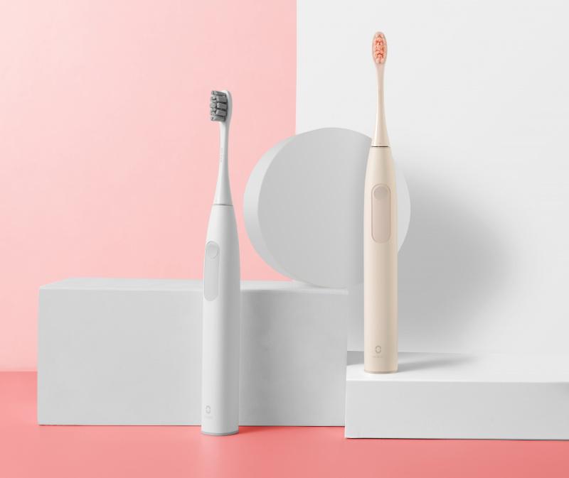 Oclean Z1 粉紅色智能聲波電動牙刷[香港行貨]2色