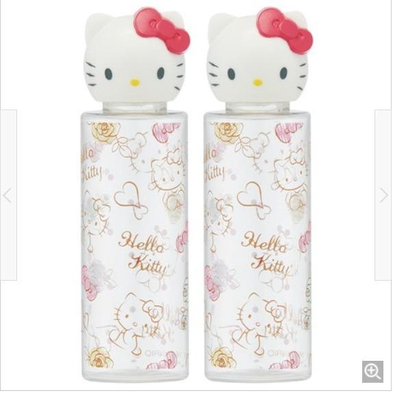 日本進口 - SKATER Hello Kitty 旅行裝 液體瓶(2個)