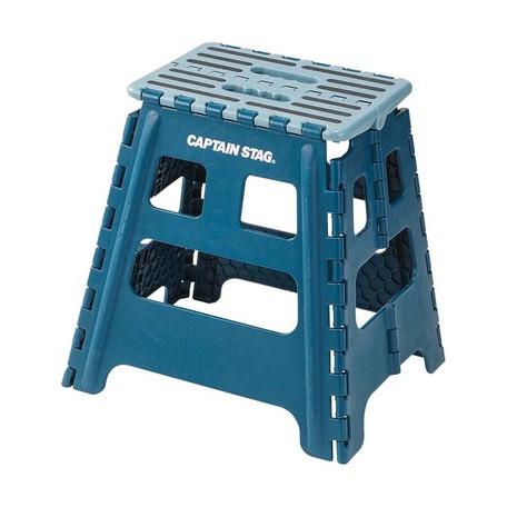 預訂 - 日本進口 - Captain Stag 露營 野餐 戶外用 可折椅子L(綠色/藍色/紅色)