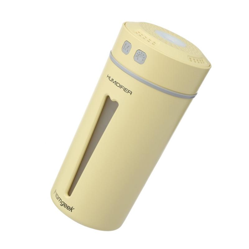 Homgeek彩色USB香薰空氣加濕器 [4色]