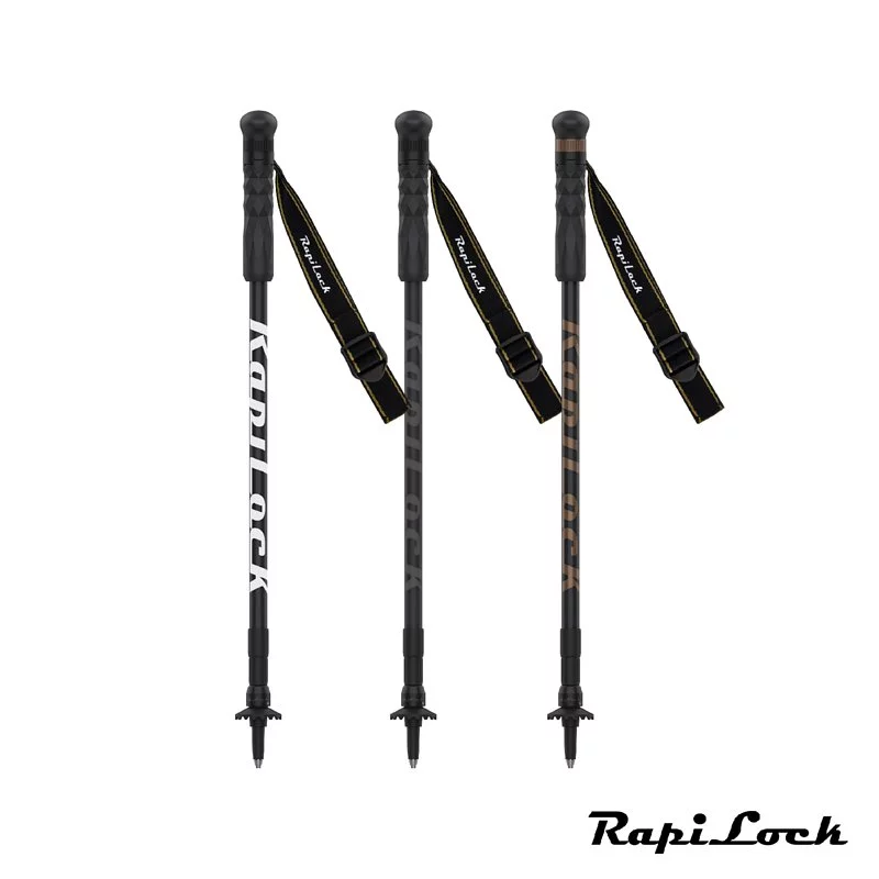 RapiLock Epic Trekking Poles 碳纖維登山杖 (3色)