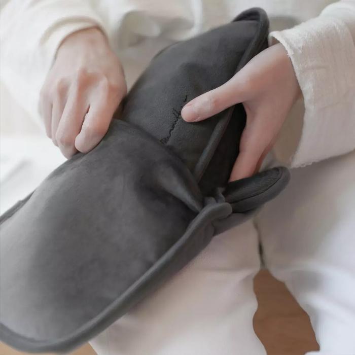 素樂暖水袋 R1 - 暖水袋 智能溫控 保暖 熱水袋 暖腰 暖腳 暖宮