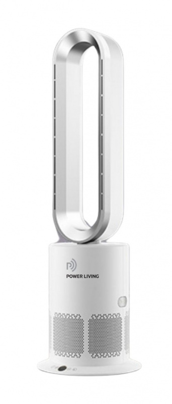 Power Living TP-09Pro 冷暖空氣淨化三合一無葉風扇