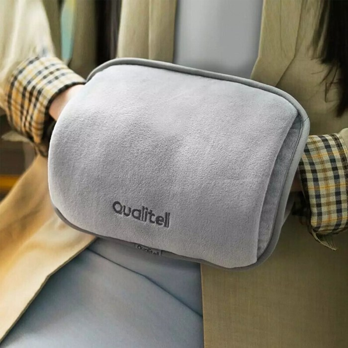 小米有品 Qualitell 質零智能溫控電熱暖水袋 [ZS11001][2款]
