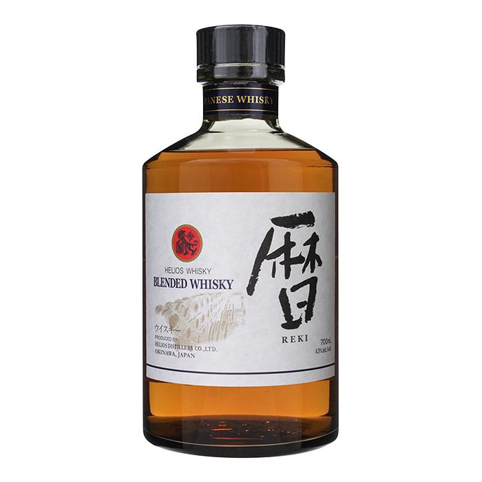 Helios Reki Blended Whisky 700ml- 09052846