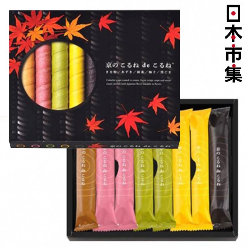 日版Morozoff 雜錦可麗餅蛋捲禮盒 (1盒8件)【市集世界 - 日本市集】