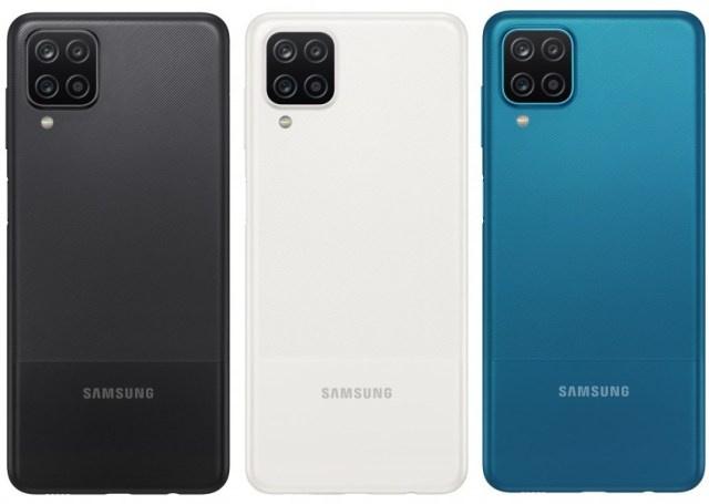 【原裝行貨】SAMSUNG A12 4GB+64GB (網上購買並不包括7日內有壞包換購物保障)