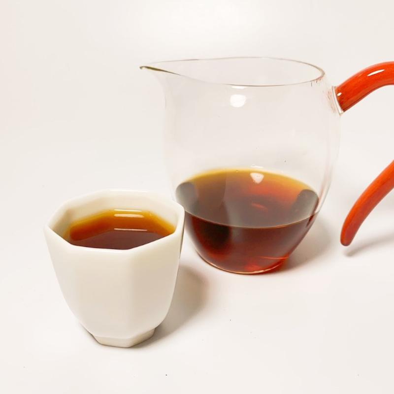 普洱醇 百年古樹 普洱熟茶餅 357g【市集世界 – 市集茶莊】