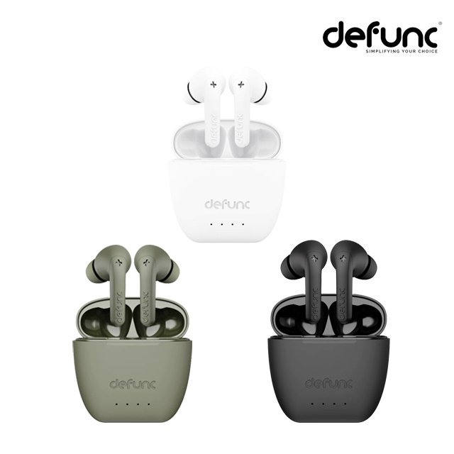 Defunc True Mute 真無線藍牙耳機 [3色]