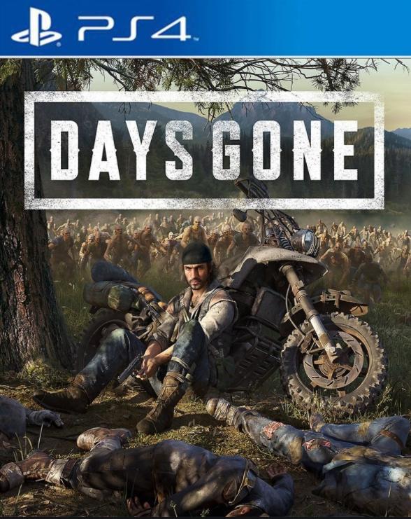 Sony PS4 Days Gone《往日不再》英文版