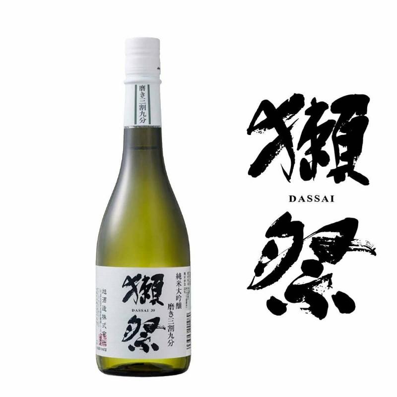 節日限定~ 日本清酒之皇 獺祭三割九分 (720ml) 6支以上優惠價 $260⚡️ (購買前whatsapp 64220422)