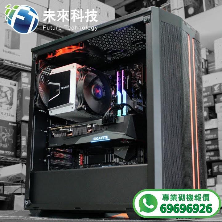 【📞Whatsapp:69696926 專業組裝電腦 全網最平 💡最快四小時內送到🚀】AMD Ryzen 7 3700X處理器 / GIGABYTE X570 AORUS ELITE主機板/ G.Skill Trident Z Neo高速記憶體/ Samsung 970 EVO Plus M.2 1T NVMe SSD